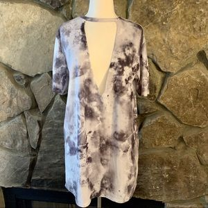 Tie Dyed Nasty Gal T Shirt